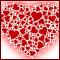 Валентинки для дарения