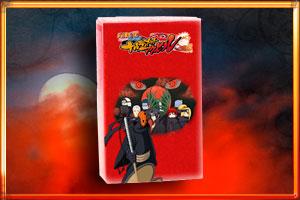 Новая коллекция — персонажи Красной луны
