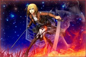 Коллекции по аниме «Атака титанов»