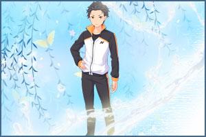 Коллекция по аниме Re:Zero