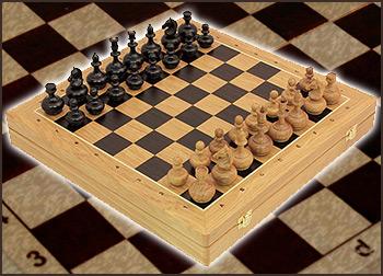 Доступен уникальный предмет: шахматный набор
