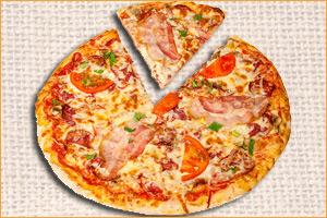 Рецепт пиццы для аукционистов