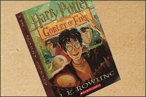 Новый рецепт — 4-ый том о Гарри Поттере